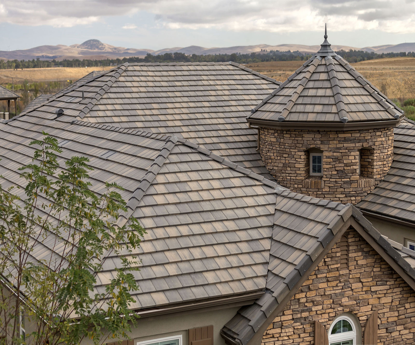 Eagle Roof Tile Eagle Technical Bulletin Turrets Eagle