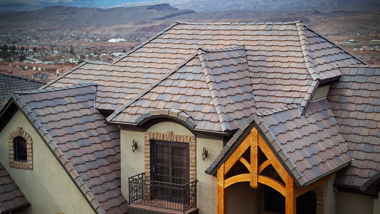 Eagle Roofing Tiles