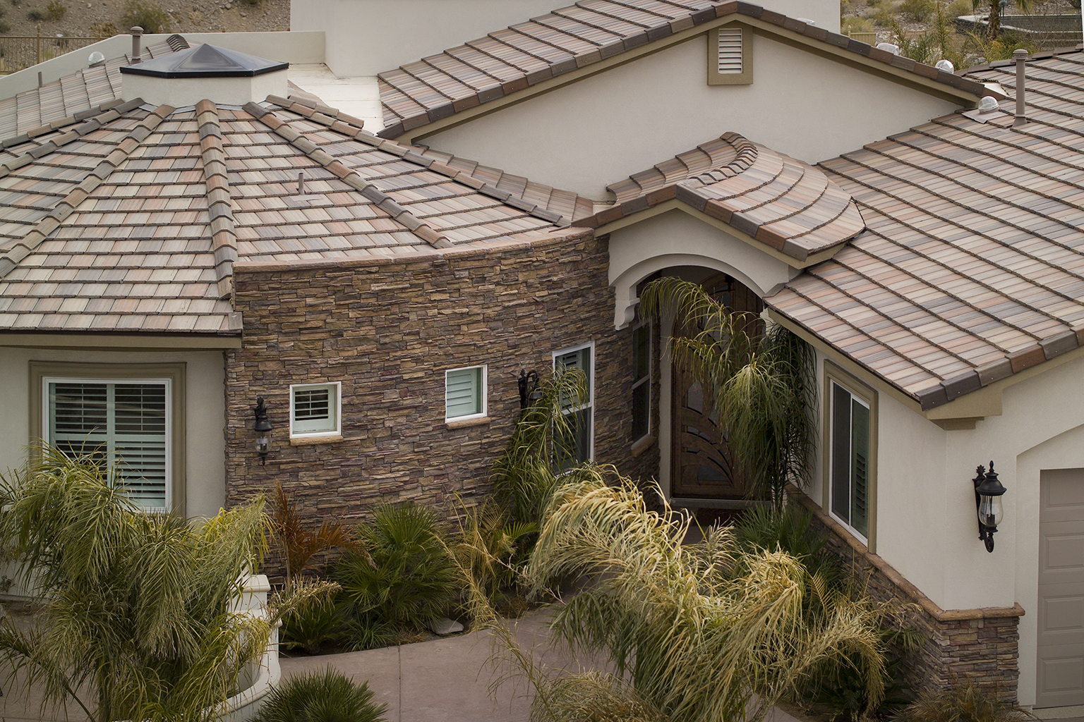 Flat Concrete Roof Tile Eagle Roofing