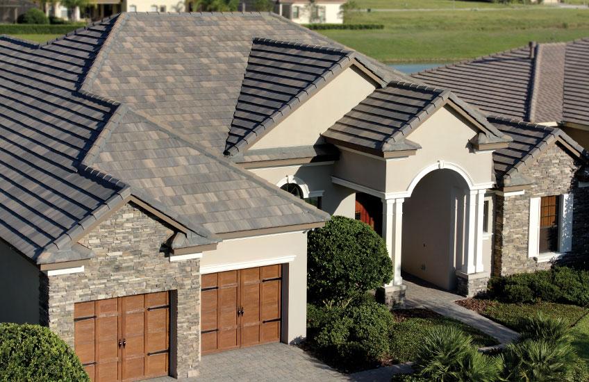 Sierra Gray Roof Shingles