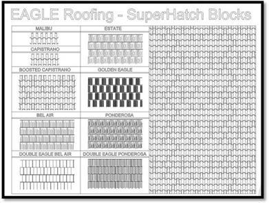 Eagle Roofing - SuperHatch Blocks